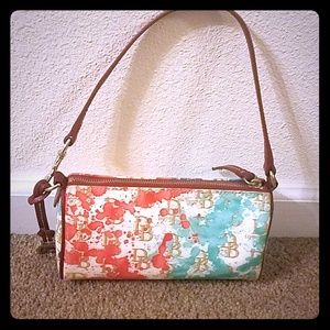 Dooney & Bourke Small Barrell Purse- Brand New